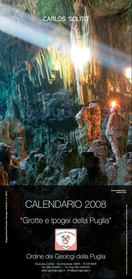 Grotte e Ipogei della Puglia