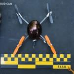 Sperimentazione micro-drone in grotta 001