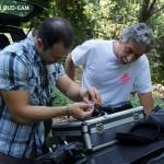 Sperimentazione micro-drone in grotta 002