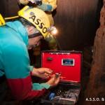 Sperimentazione micro-drone in grotta 003