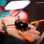 Sperimentazione micro-drone in grotta 004