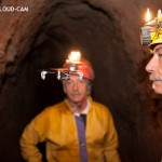 Sperimentazione micro-drone in grotta 007