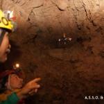 Sperimentazione micro-drone in grotta 008