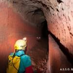 Sperimentazione micro-drone in grotta 012