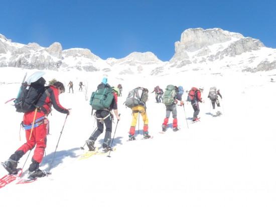 Soccorso CNSAS Alpino Speleologico