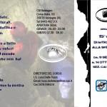 brochure Corso Introduzione Spleologia  a Valdagno CAI