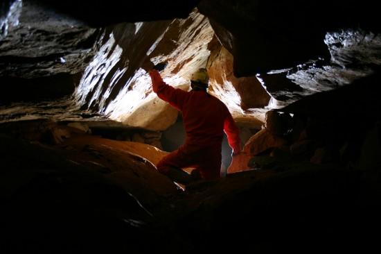 Grotta DeliNpero: rami nuovi di sud-est