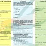 Assemblea Nazionale scheda di iscrizione