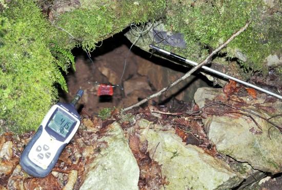 Captore e strumenti di rilevamento