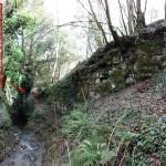 Bracciano (RM), Fosso della Caldara, ponte di attraversamento