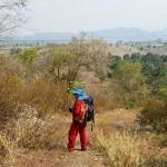 Alla ricerca di grotte sulle colline di Battambang (C.Schiavon)