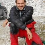 Lo speleologo pordenonese Filippo Felici