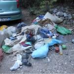 Campo di bonifica della FSS a Monte Longos