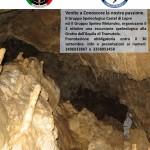 Giornata della Speleologia in Basilicata – Iniziativa del G.S. Castel di Lepre e del G.S. Melandro