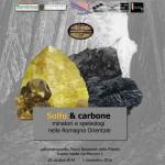 Solfo e Carbone, minatori e speleologi nella Romagna Orientale