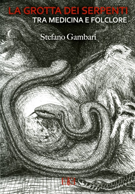 Copertina La Grotta dei serpenti