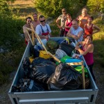 Lla-squadra che ha partecipato alla-pulizia-Foto di Fabio-Deffendi