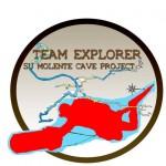 Su Molente Cave Project team Explorer