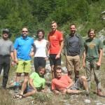 Partecipanti alla spedizione 2017 (foto M.Mrsek)
