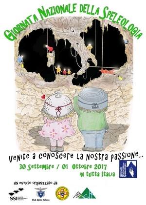 GNS Giornata Nazionale della Speleologia