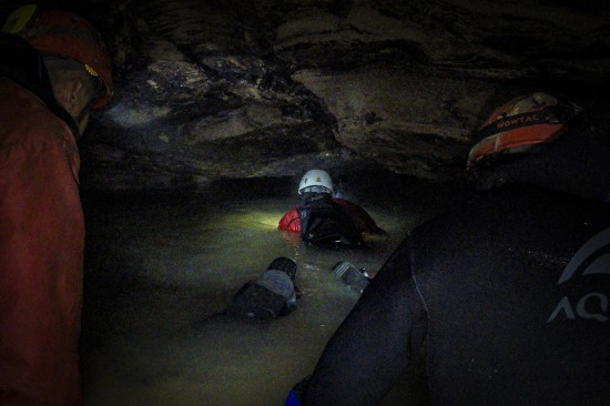 immersione speleosub