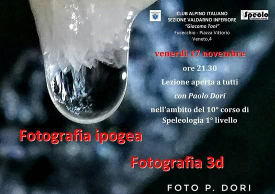 Paolo Dori fotografia ipogea