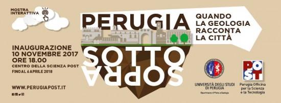 Perugia SottoSopra. Quando la geologia racconta la città