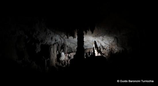 Stanza del tuono di pietra - Satoshi Cave