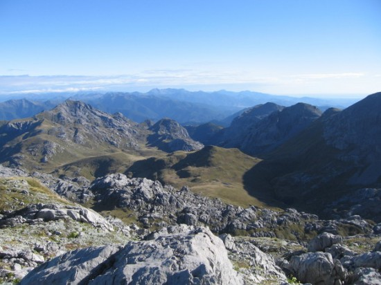 Vista del Monte Owen