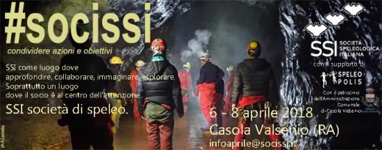 Assemblea SSI Società Speleologica Italiana