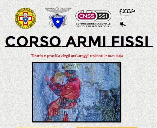 Corso Armi Fissi AGSP