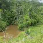 La sorgente del fiume Aikhe, dalla sua acqua gelida uscirono i primi Dugum.