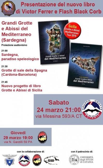 Libro grotte-e-abissi-della-sicilia