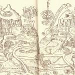 La montagna della Sibilla e la montagna del Lago di Pilato