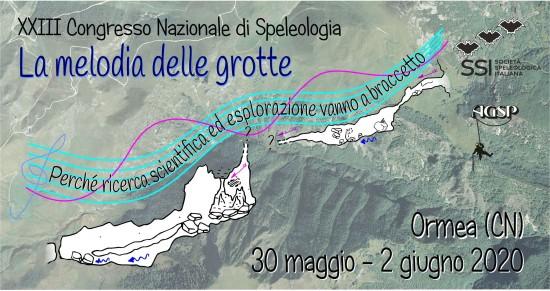 XXIII Congresso Nazionale di Speleologia