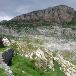 Rifugio Morgantini sulle Carsene