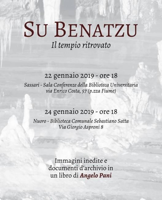 Su Benatzu il tempio ritrovato