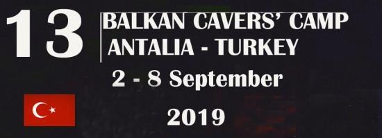 balkan cavers camp 2019