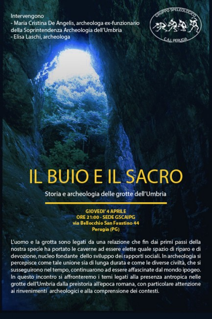 Storia e archeologia delle grotte dell'Umbria