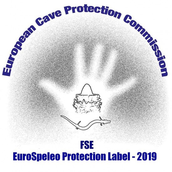 EuroSpeleo Protection Label
