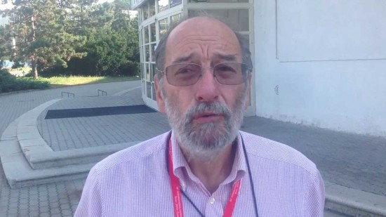 Il professor Paolo Forti