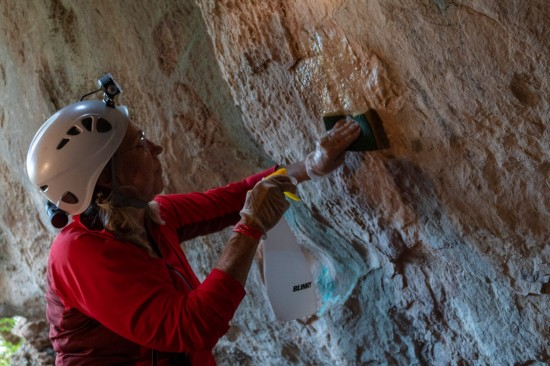 pulizia graffiti conservazione