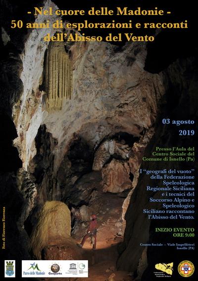Sicilia speleologia madonie