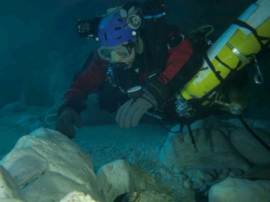 222 metri profondità Gorgazzo