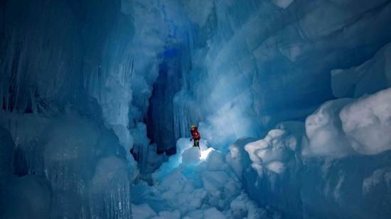 Grotta Antartide base ucraina