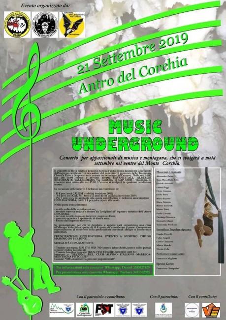Music Underground Corchia