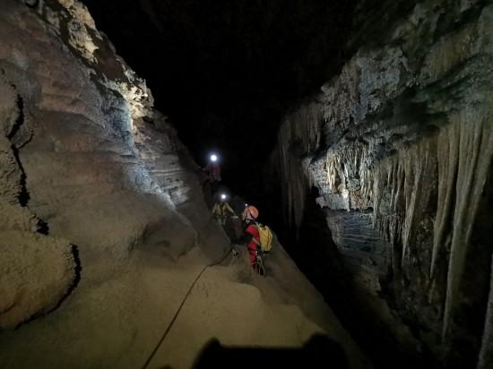 Grotta Su Bentu - Foto. A. Sanna