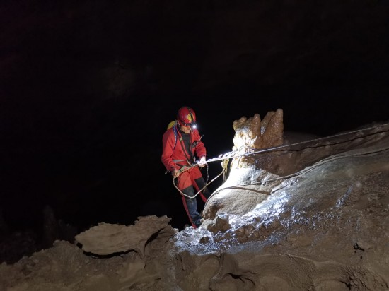 Grotta Su Bentu - Foto A. Sanna