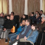 Pubblico presente all'incontro
