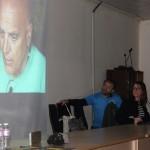 Proiezione video delle esplorazioni a Mora Cavorso
